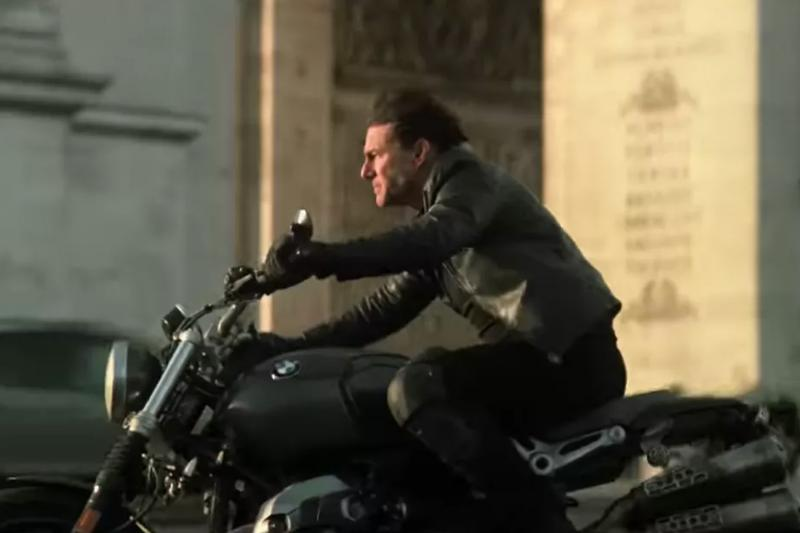BMW & MISSION IMPOSSIBLE FALLOUT'