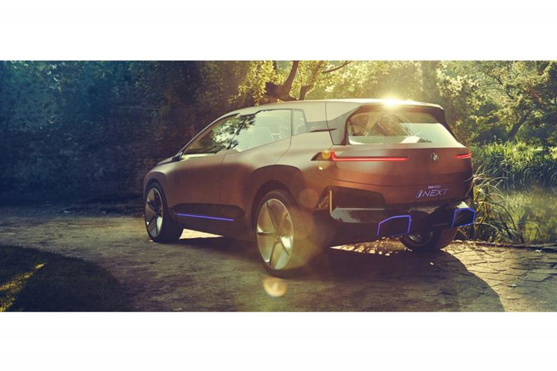 BMW Vision iNEXT.'