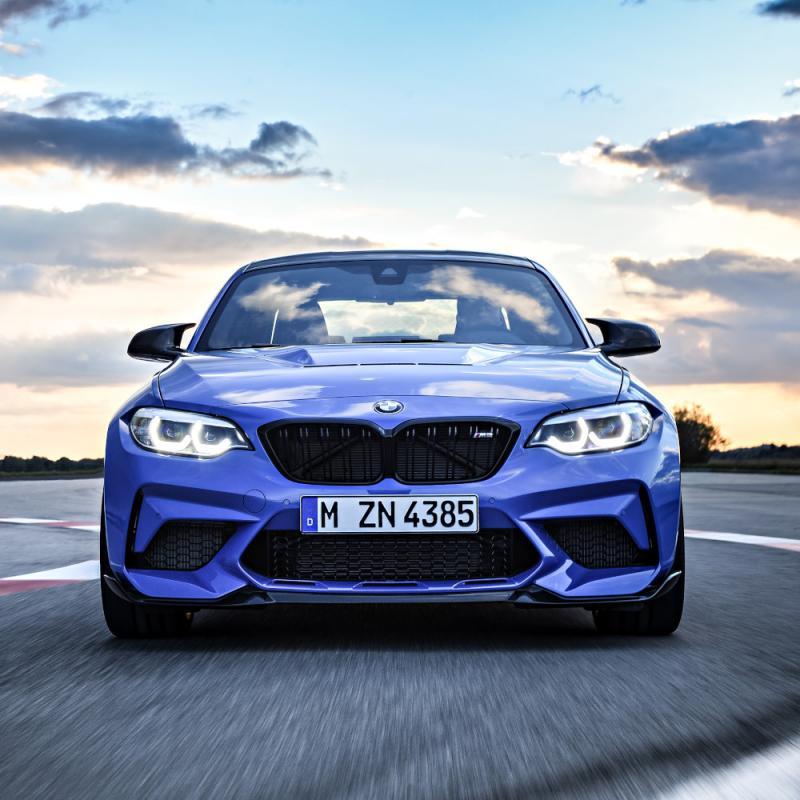Édition Spéciale - La Nouvelle BMW M2 CS