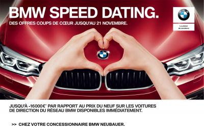 Speed dating dans lessonne