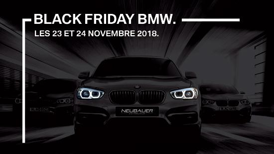 Black Friday BMW